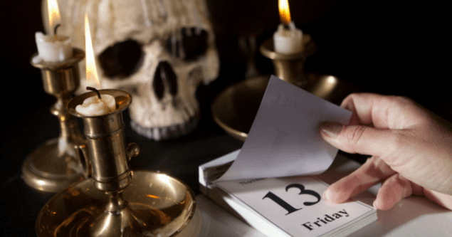 8 Bizarre And Creepy Things That Have Really Happened on Friday 13th!