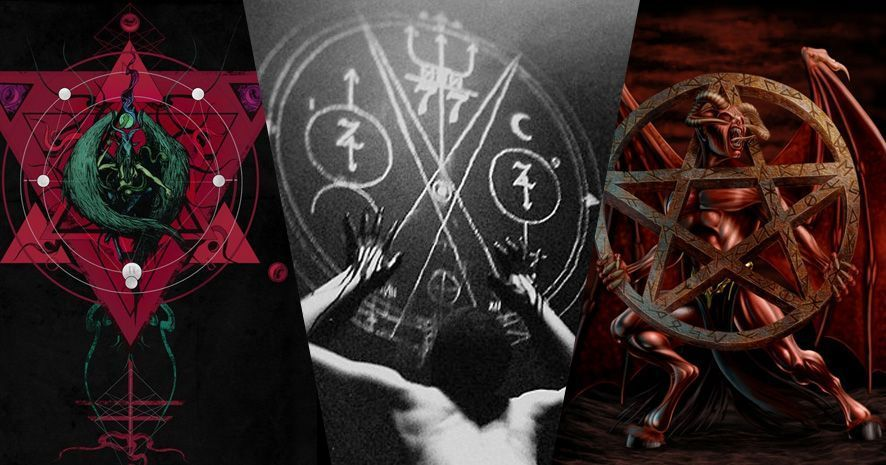 Is that satanic a quick guide to occult symbolism