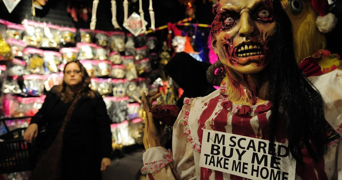 10 Halloweeny Things to Do In Los Angeles This Month