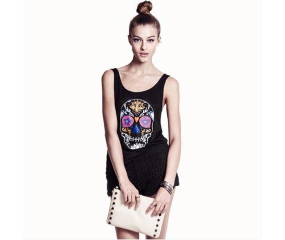 black_skull_pattern_women_t_shirt_tees_4.jpg