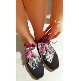 Snake Leather Fringe Shoe Clips | Kiltiy With Leather Tassel | Oxford Shoes