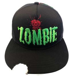 Zombie Bite Sublimation Baseball Hat