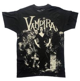 Vampira Cemetery Mist Men's T-Shirt