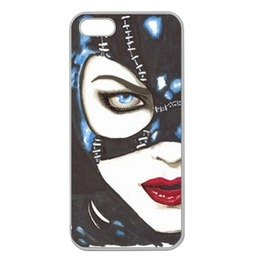 Cat Woman Iphone 5 Case
