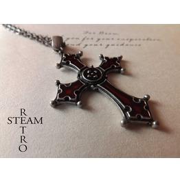 Gothic Cross Steamretro