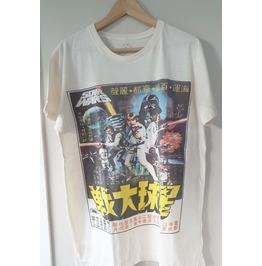 Star Wars 1 Japan Vintage Style T Shirt