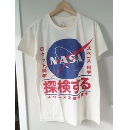 Nasa Japan Vintage Style T Shirt