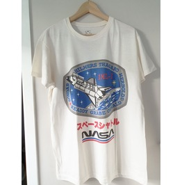 Nasa Japan 1 Vintage Style T Shirt