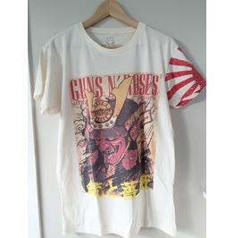Guns N' Roses Japan Vintage Style T Shirt