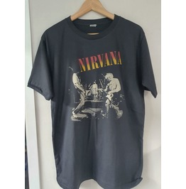 Nirvana Band Vintage Style T Shirt