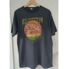 Led Zeppelin 1 Vintage Style T Shirt