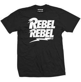 Rebel Graphic Regular Fit Men's T-shirt