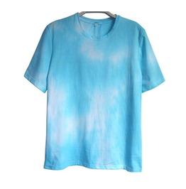 Handmade Tie Dye Fantasy Women T Shirt 2013 Tee