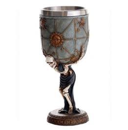 Skeleton Atlas Removable Cup Wine Goblet