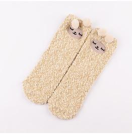 Cute Alpaca Socks