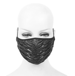 PL Double Layer Fabric Reusable Face Mask With Disposable Mask Insert