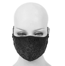 Jacquard Double Layer Fabric Reusable Face Mask With Disposable Mask Insert