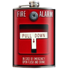 Fire Alarm! Flask