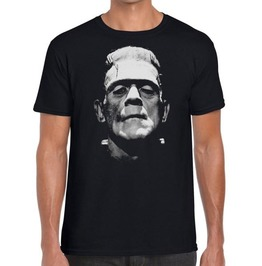Frankenstein's Monster - Hammer Horror Boris Karloff T-Shirt