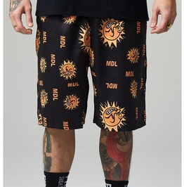 2020 New Shorts Men's Street Printed Loose Casual Sports Men's Beach Pants