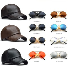 Great Summer Deal Set Promo! 1 Cap + 1 Sunglasses for ONLY $36.99