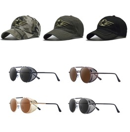 Great Summer Deal Set Promo! 1 Cap + 1 Sunglasses for ONLY $25.99