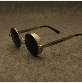 New Steampunk Mirror Fashion Men and Women Sunglasses