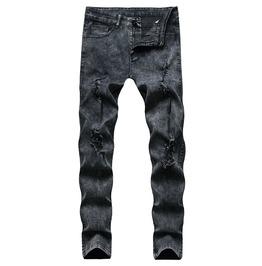 Men's Skinny Distressed Jeans