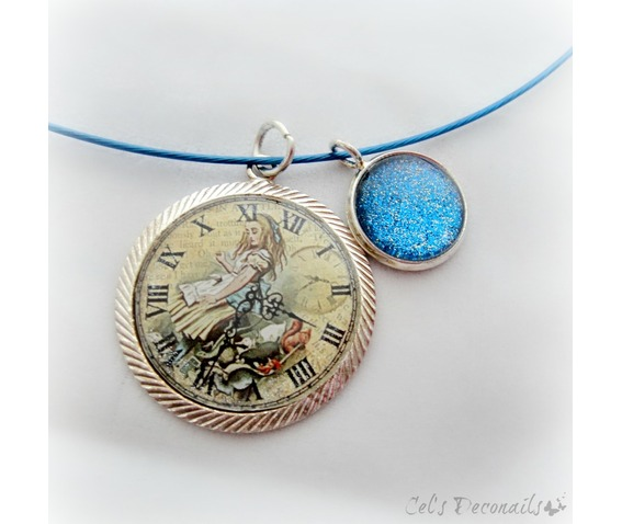 alice_forest_clock_charm_necklace_handmade_gift_necklaces_3.jpg