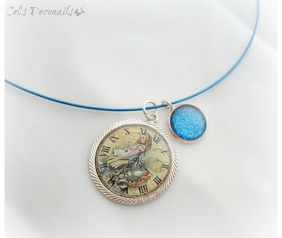 alice_forest_clock_charm_necklace_handmade_gift_necklaces_2.jpg