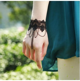 Personalized Fashion Lace Bracelet Retro Wristband Jewelry