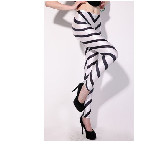 sexy_black_white_stripes_tight_leggings_leggings_3.JPG