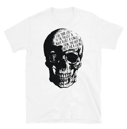 Party For A Living Skull T Shirt