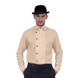 Steampunk Victorian Ulysses Linen Shirt