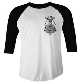 Travieso 3/4 Raglan Sleeve Regular Fit T-shirt