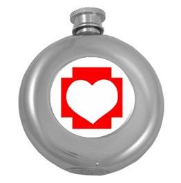 Liquor Flask, Medicine Flask
