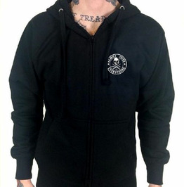 Family First Zippered Hoodie