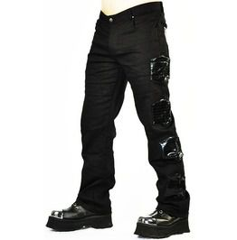Cryoflesh Paragon Gothic Cyber Pants