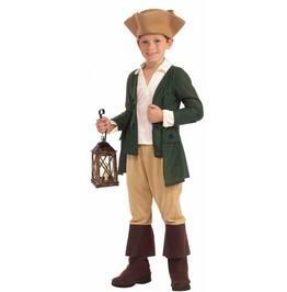Paul Revere Child Costume Small
