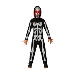Fade In Fade Out Skeleton Costume
