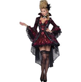 Victorian Vamp Adult Small