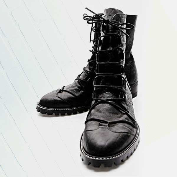 Rock & Heavy Metal Boots