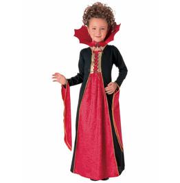 Gothic Vampiress Child Costume