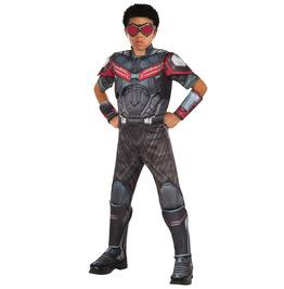 Captain America: Civil War Falcon Deluxe Muscle Ch