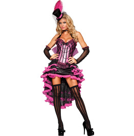 Burlesque Beauty Adult Small