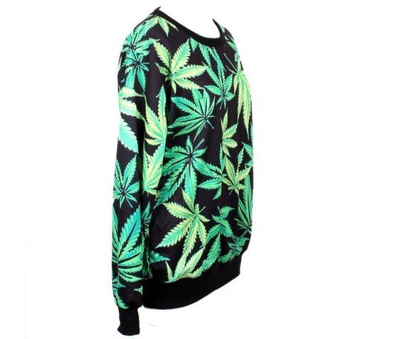green_leaf_print_hoodie_sweater_hoodies_4.jpg