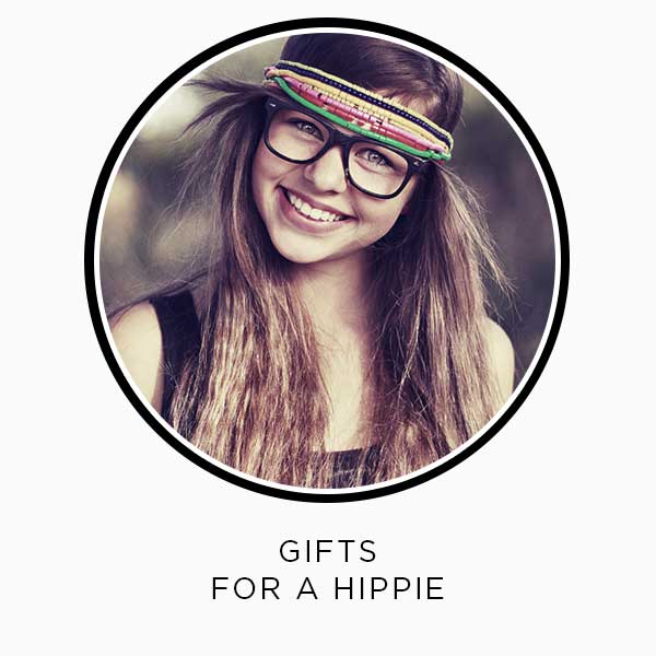 Gifts for a hippie