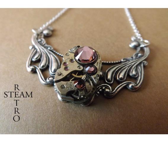 clockwork_pendant_and_antique_rose_swarovski_crystals_necklaces_5.jpg
