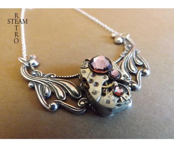 clockwork_pendant_and_antique_rose_swarovski_crystals_necklaces_2.jpg