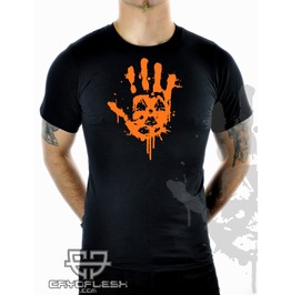 Cryoflesh Contaminated Gothic Cyber Industrial Shirt Ma